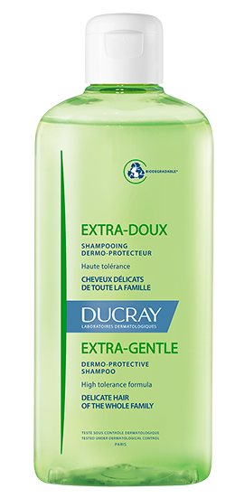 extra doux shampoo ducray