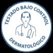 Testado bajo control dermatológico
