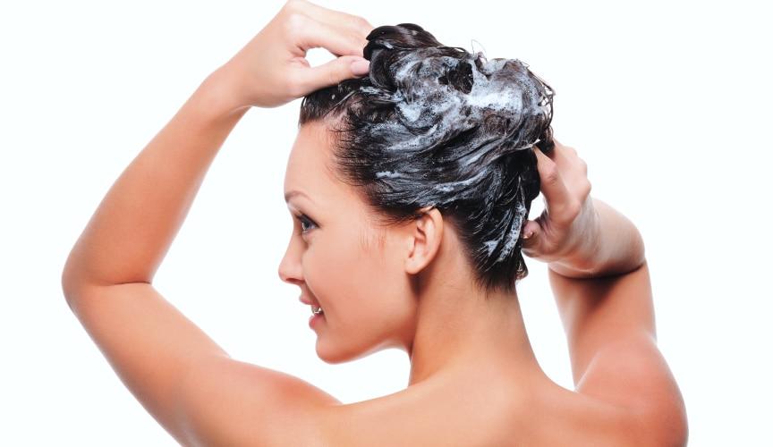 Fettige Haare Shampoo