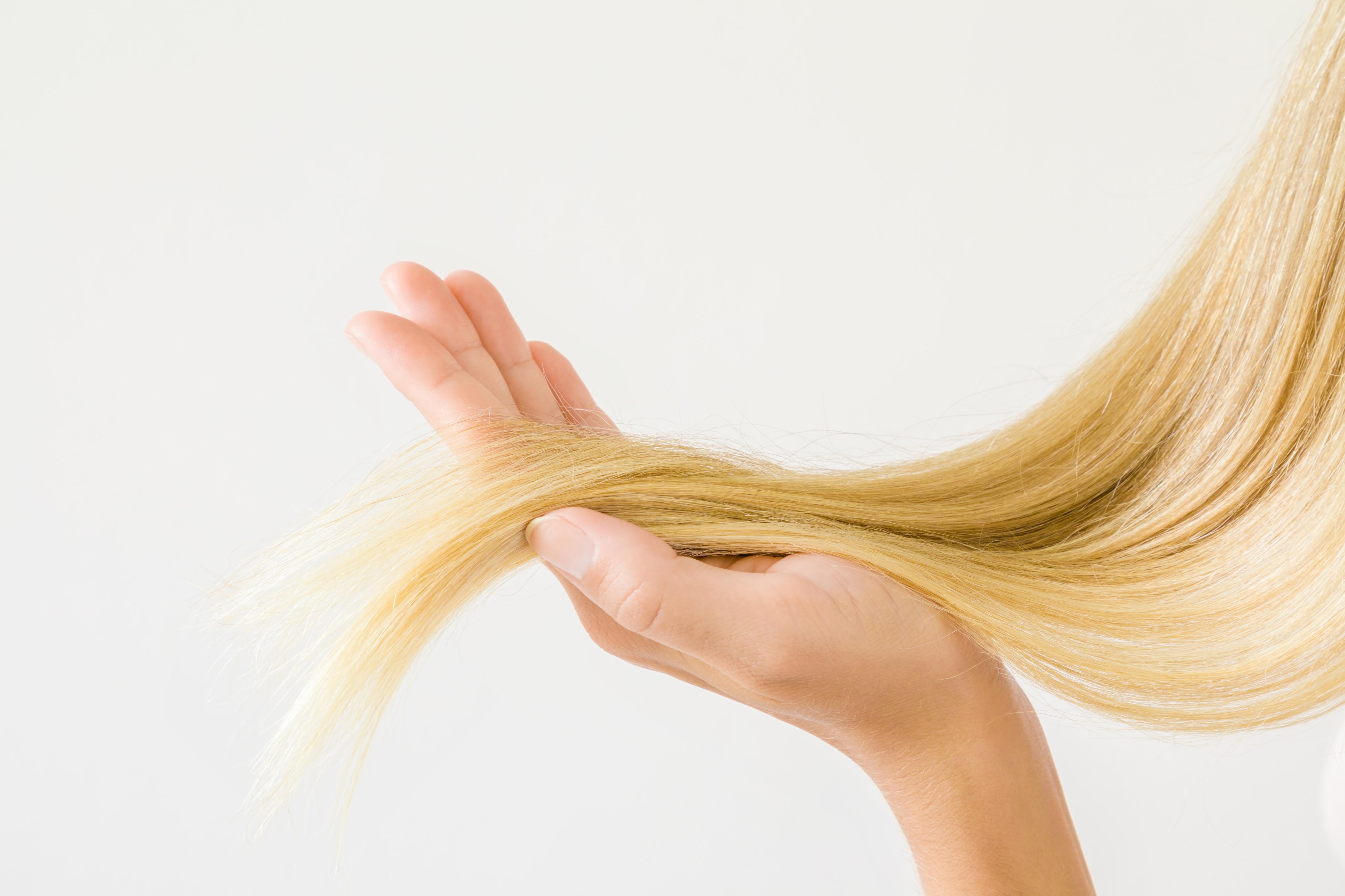 Dünne Haare