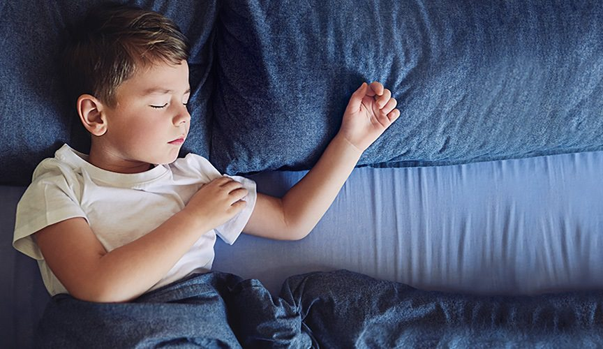 Neurodermitis bei Kinder
