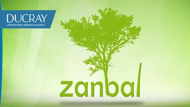 Zanbal and the Extra-Gentle shampoo
