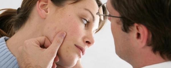Woran erkenne ich, welche Art von Akne ich habe?