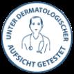 Unter dermatologischer Aufsicht getestet