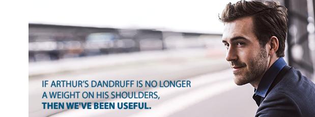 My anti-dry dandruff routine