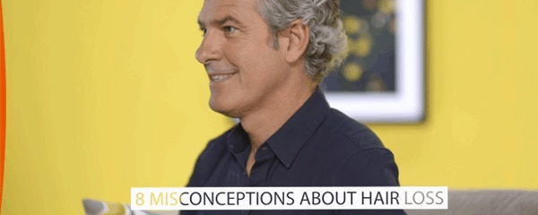 Episode 5 : 8 misconceptions about hair loss