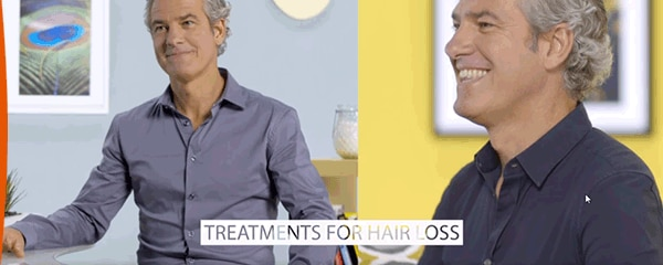 Episode 6 : Treatments for hair loss