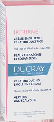 Ikeriane Keratoreducing emollient cream with AHA - Box