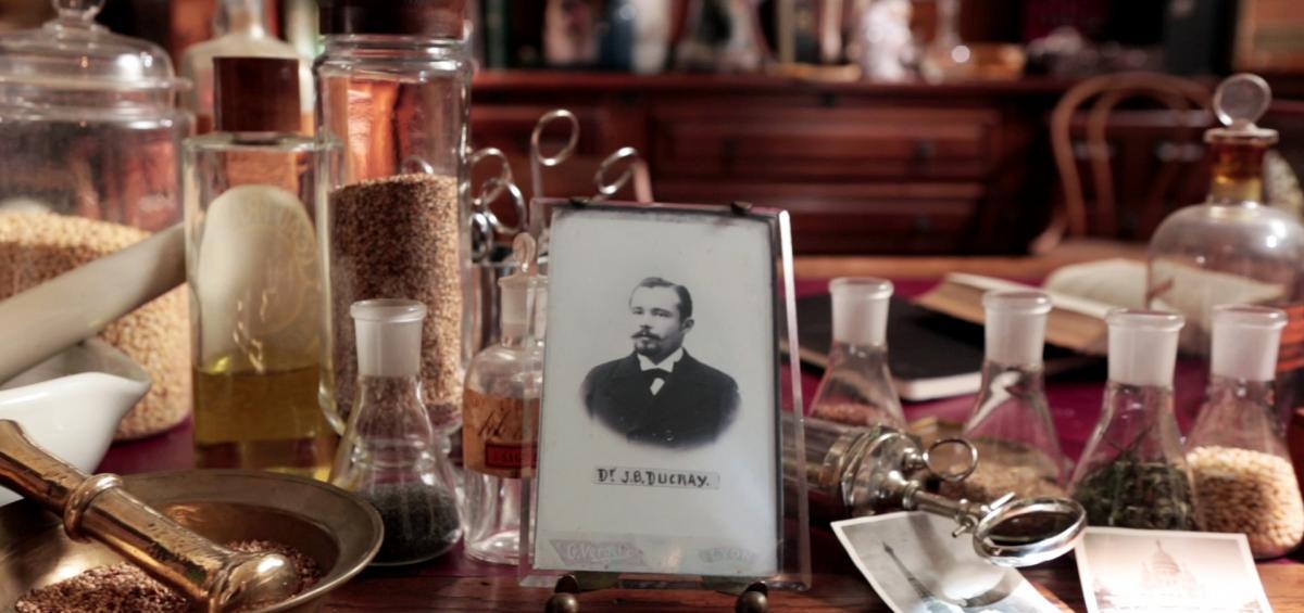 História de Albert DUCRAY