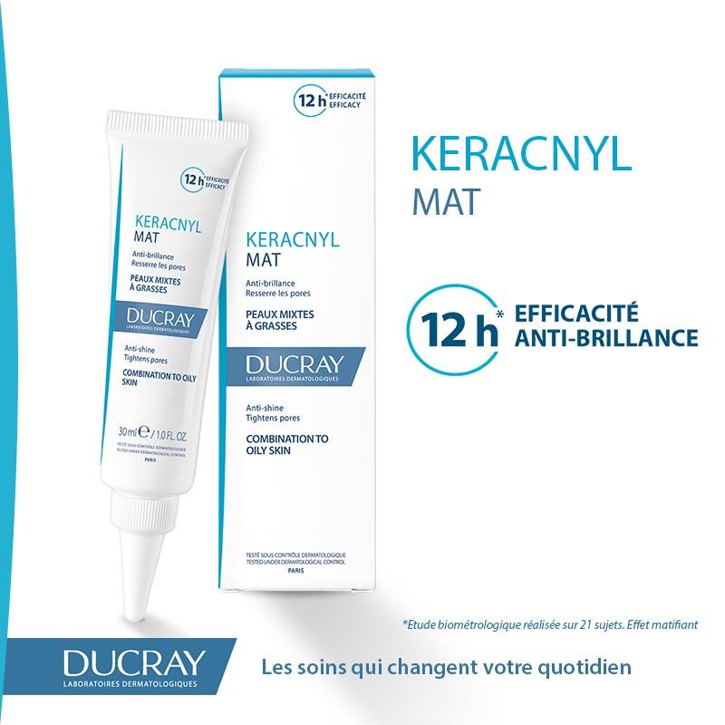 Keracnyl Mat crème matifiante Ducray