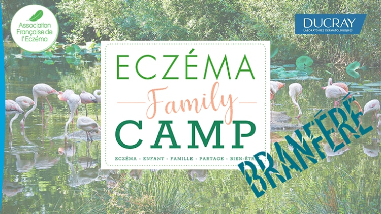 événement eczéma family-camp association française de l'eczéma