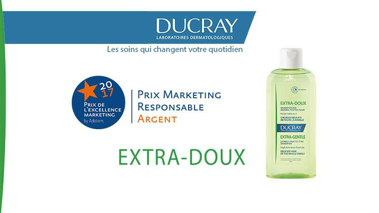 Ducray Prix Marketing Responsable argent