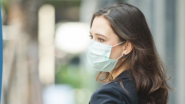 Effets secondaires liés au port du masque
