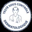 Testé sous contrôle dermatologique