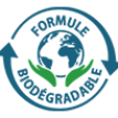 Formule biodégradable**