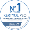 kertyol pso logo numero 1 shampooing antipelliculaire en france